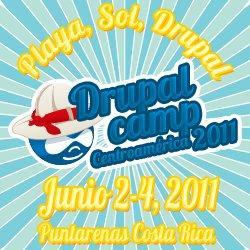 ¡Vamos al DrupalCamp Centro América!